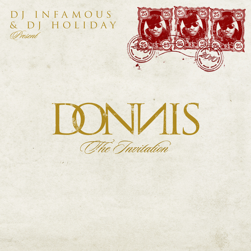The Invitation - Donnis | MixtapeMonkey.com