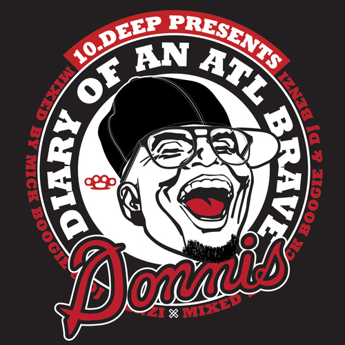 Diary Of An ATL Brave - Donnis | MixtapeMonkey.com