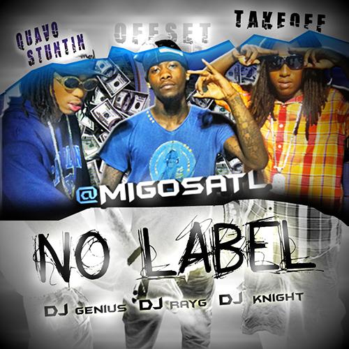 No Label - Migos   MixtapeMonkey.com