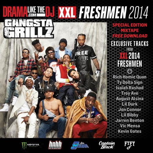 2014 XXL Freshman Class Mixtape - XXL   MixtapeMonkey.com