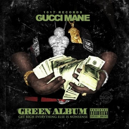 The Green Album - Gucci Mane & Migos | MixtapeMonkey.com