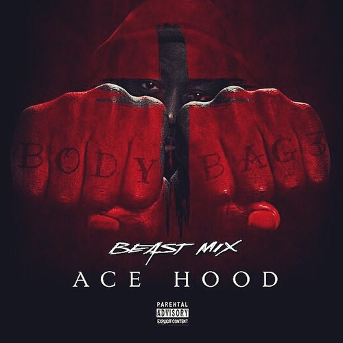 Cover Ace Hood - Body Bag 3