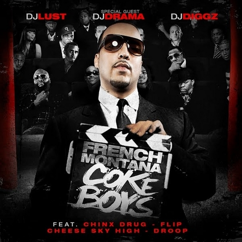 Coke Boys - French Montana | MixtapeMonkey.com
