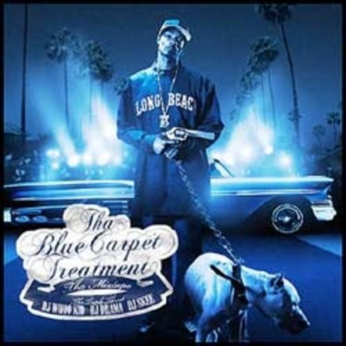 Mixtapemonkey Snoop Dogg Tha Blue Carpet Treatment