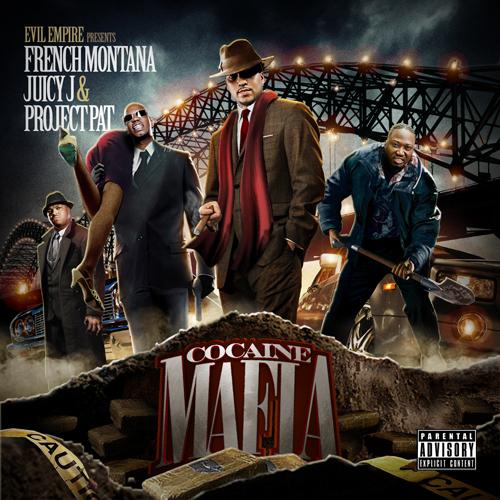 Cocaine Mafia - French Montana, Juicy J & Project Pat | MixtapeMonkey.com