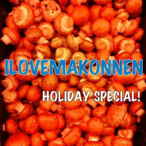 Holiday Special - I Love Makonnen   MixtapeMonkey.com