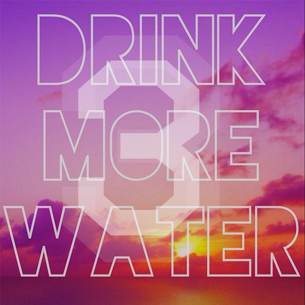 Drink More Water 3 - I Love Makonnen | MixtapeMonkey.com
