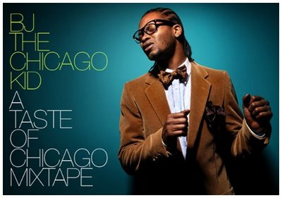 A Taste of Chicago - BJ The Chicago Kid | MixtapeMonkey.com