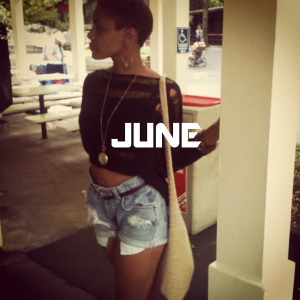 June EP - Paris Jones | MixtapeMonkey.com