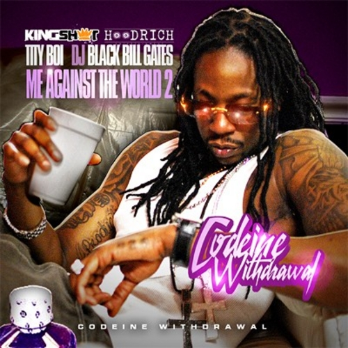 Cover 2 Chainz - Me Against The World 2: Codeine Withdrawal