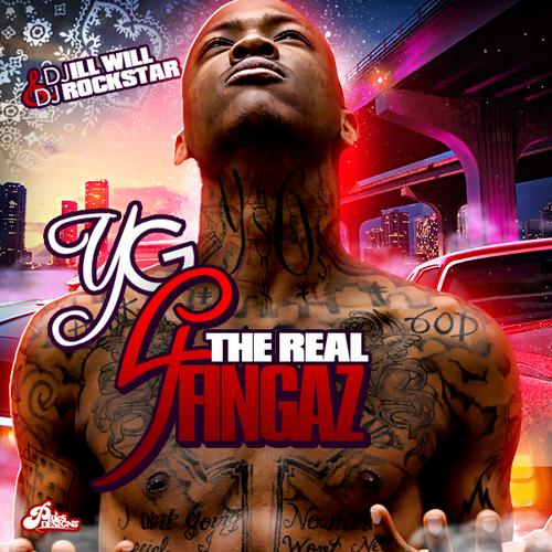 The Real 4Fingaz - YG   MixtapeMonkey.com