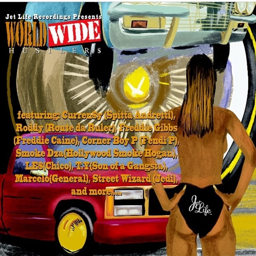World Wide Hustlers - Jet Life | MixtapeMonkey.com