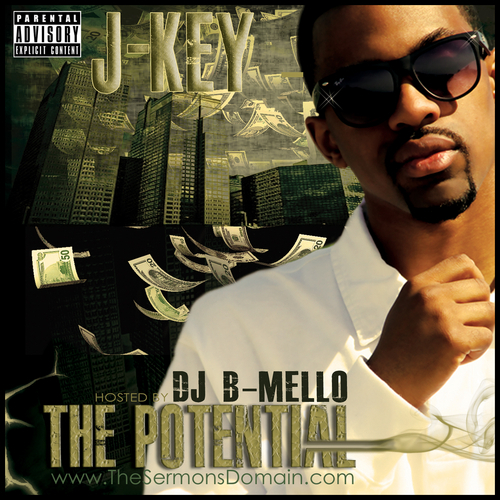 The Potential - J-Key | MixtapeMonkey.com