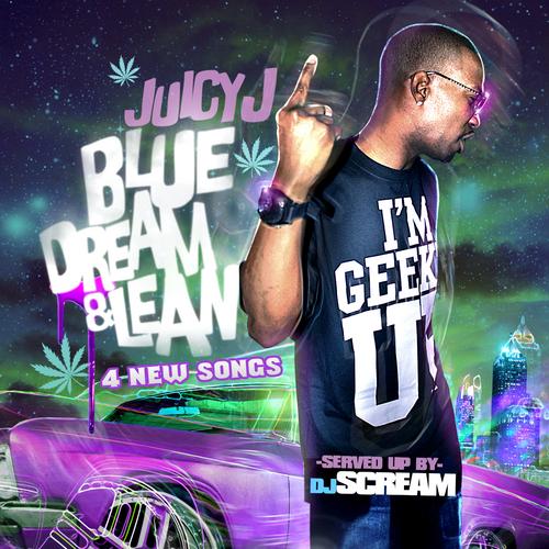 Blue Dream & Lean (Bonus Tracks) - Juicy J | MixtapeMonkey.com