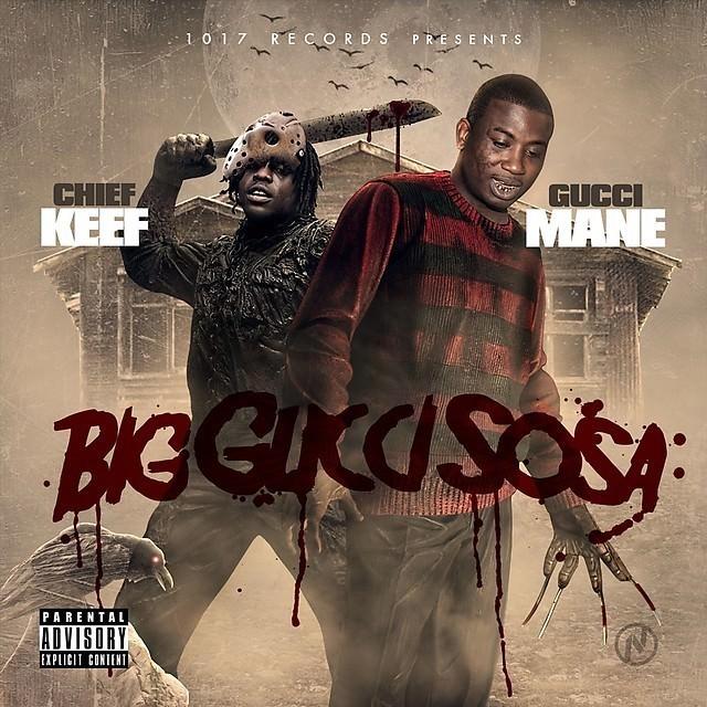 Big Gucci Sosa - Gucci Mane & Chief Keef | MixtapeMonkey.com