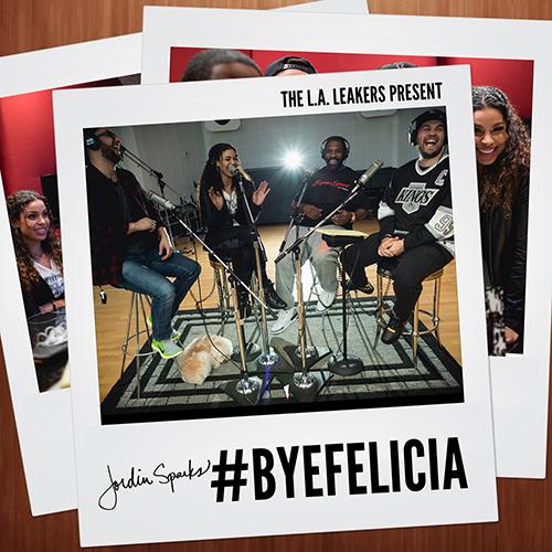 #ByeFelicia - Jordin Sparks | MixtapeMonkey.com