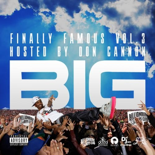 Finally Famous 3 - Big Sean | MixtapeMonkey.com