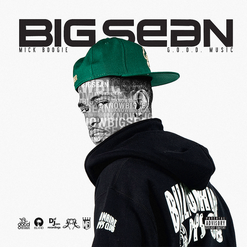 Uknowbigsean Vol 2 - Big Sean | MixtapeMonkey.com