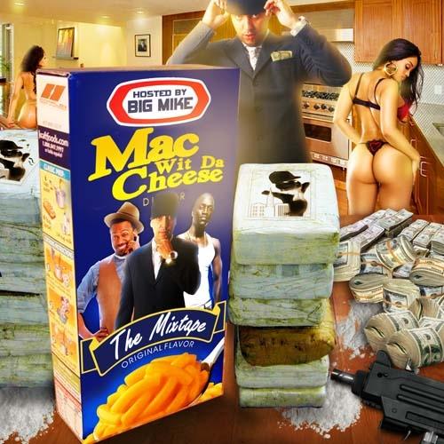 Mac Wit Da Cheese - French Montana | MixtapeMonkey.com
