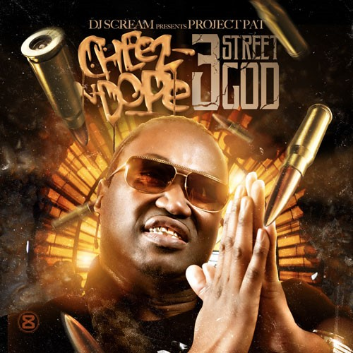 Cheez N Dope 3 - Project Pat | MixtapeMonkey.com