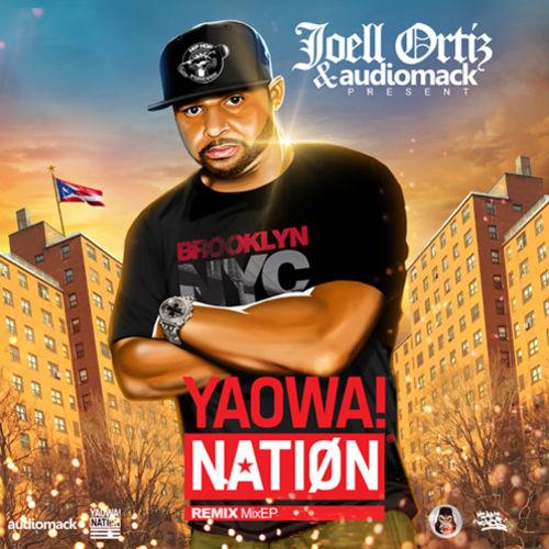 Yaowa Nation EP - Joell Ortiz | MixtapeMonkey.com
