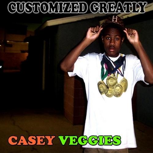 Customized Greatly Vol. 1 - Casey Veggies   MixtapeMonkey.com