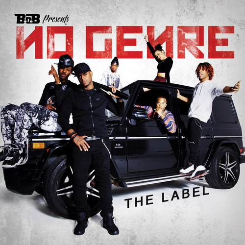 B.o.B. Presents No Genre: The Label - No Genre | MixtapeMonkey.com