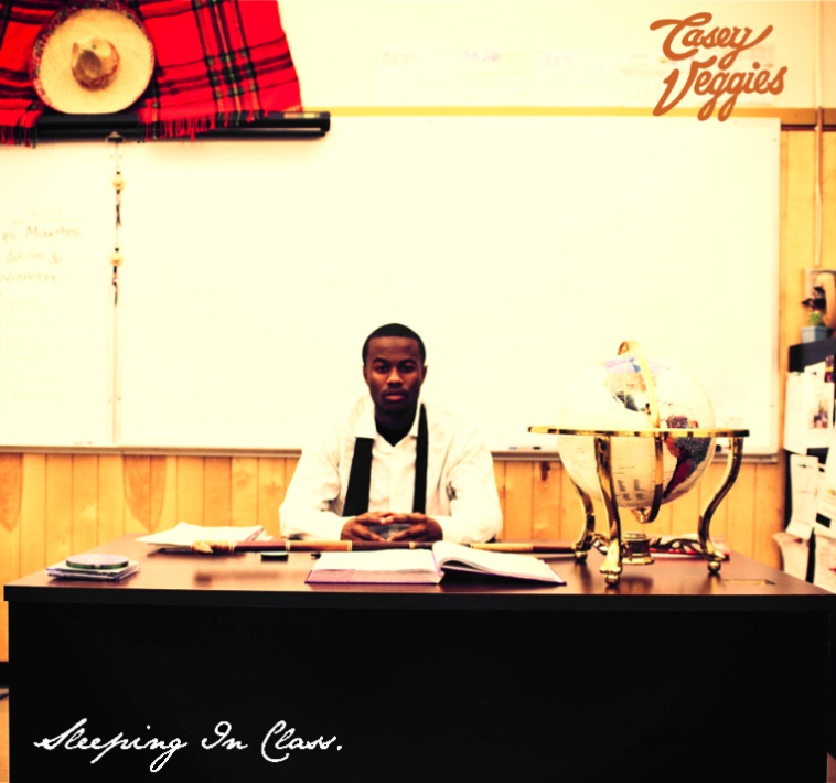 Sleeping in Class - Casey Veggies | MixtapeMonkey.com