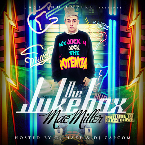 The Jukebox: Prelude To Class Clown - Mac Miller | MixtapeMonkey.com