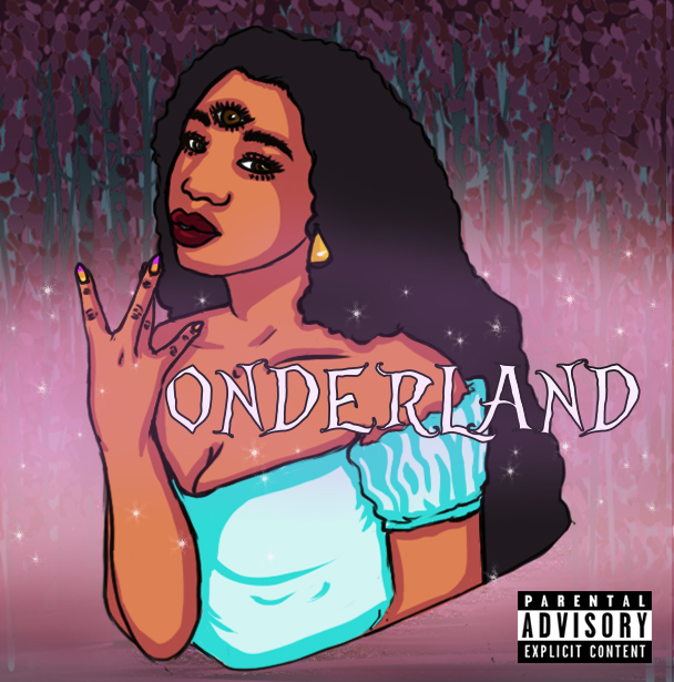 Wonderland - Honey The Hippie | MixtapeMonkey.com