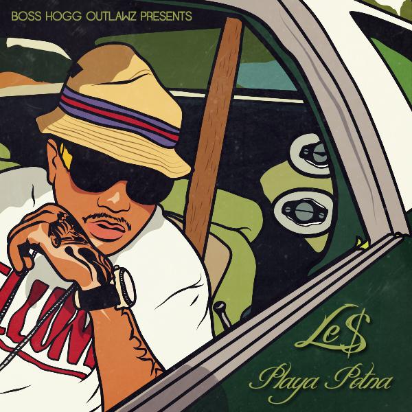 Playa Potna - Le$ | MixtapeMonkey.com