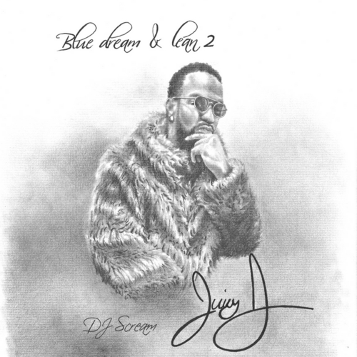 Blue Dream & Lean 2 - Juicy J | MixtapeMonkey.com
