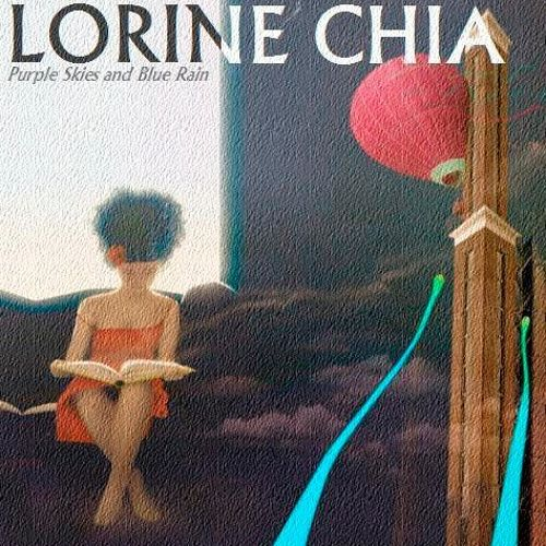 Purple Skies and Blue Rain  - Lorine Chia | MixtapeMonkey.com