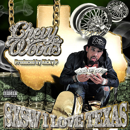 SXSW I Love Texas - Chevy Woods | MixtapeMonkey.com