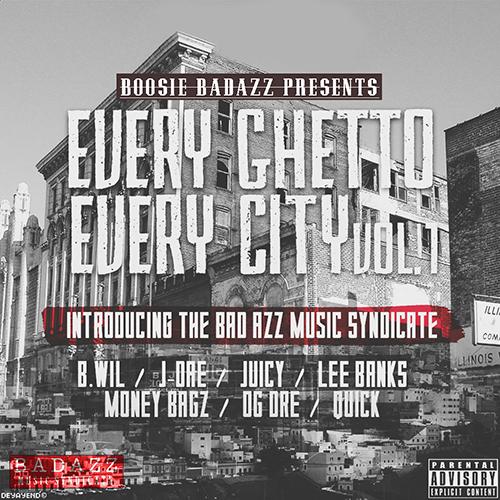 Every Ghetto, Every City - Boosie Badazz   MixtapeMonkey.com