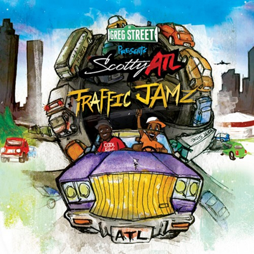 Traffic Jamz - Scotty ATL | MixtapeMonkey.com