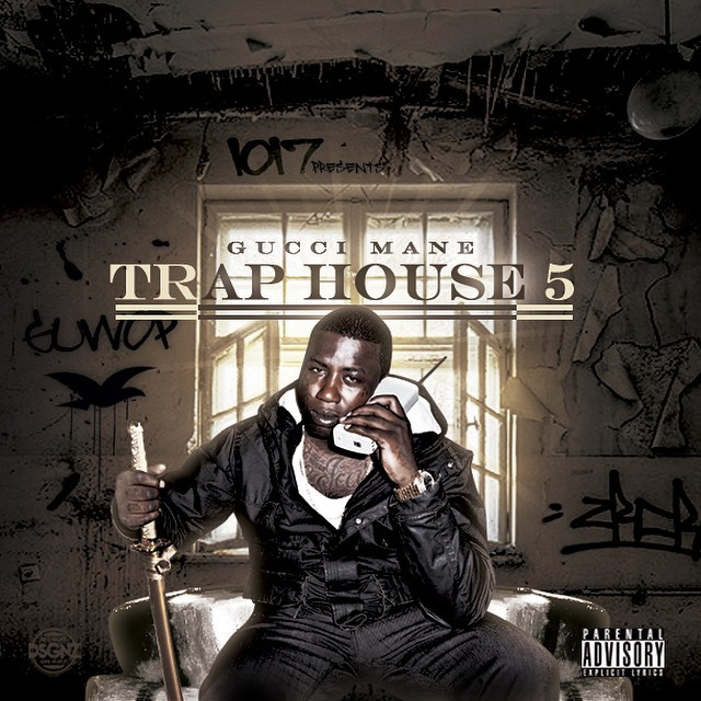 Trap House 5 (The Final Chapter) - Gucci Mane | MixtapeMonkey.com