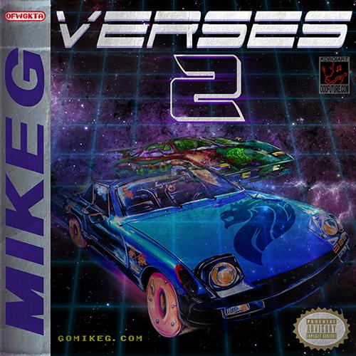 Verses II - Mike G | MixtapeMonkey.com