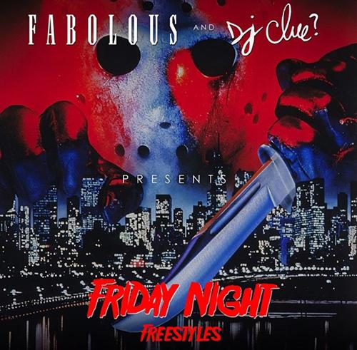 Friday Night Freestyles - Fabolous | MixtapeMonkey.com