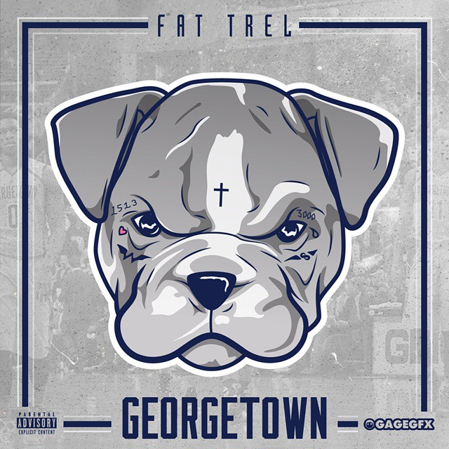 Georgetown - Fat Trel | MixtapeMonkey.com