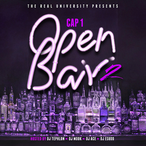 Open Bar 2 - Cap 1 | MixtapeMonkey.com