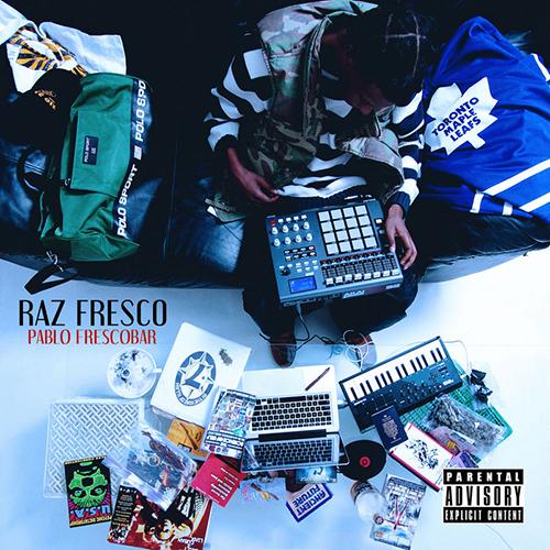 Pablo Frescobar - Raz Fresco | MixtapeMonkey.com