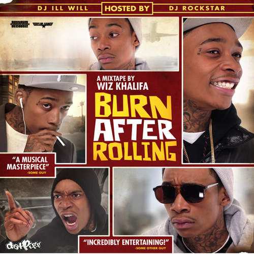 Burn After Rolling - Wiz Khalifa | MixtapeMonkey.com