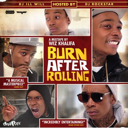 Burn After Rolling - Wiz Khalifa | MixtapeMonkey.com