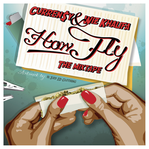 How Fly - Wiz Khalifa & Curren$y | MixtapeMonkey.com