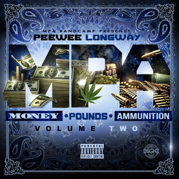 Money, Pounds, Ammunition 2 - PeeWee Longway | MixtapeMonkey.com