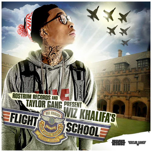 Flight School  - Wiz Khalifa | MixtapeMonkey.com
