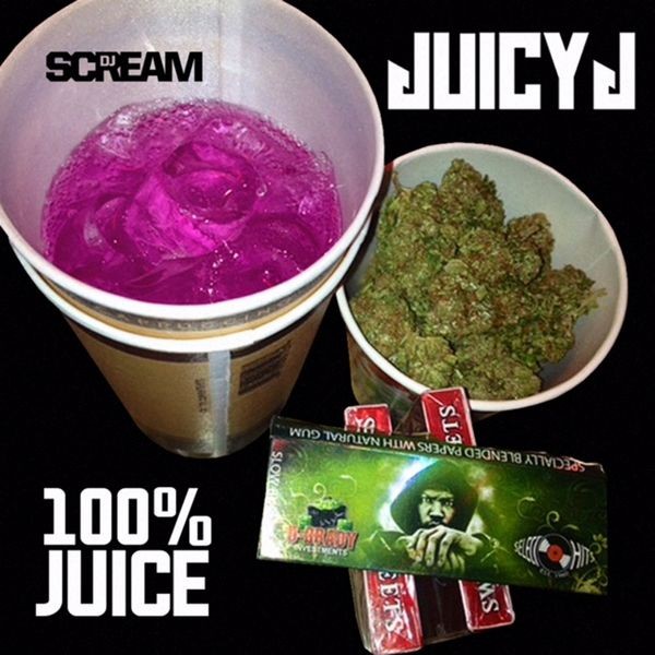 100% Juice - Juicy J | MixtapeMonkey.com