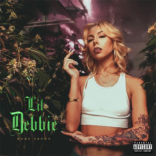 Home Grown EP - Lil Debbie | MixtapeMonkey.com