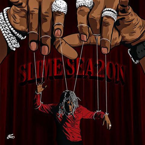 Slime Season 2 - Young Thug | MixtapeMonkey.com